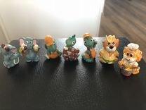 Игрушки из киндеров 90-х годов
