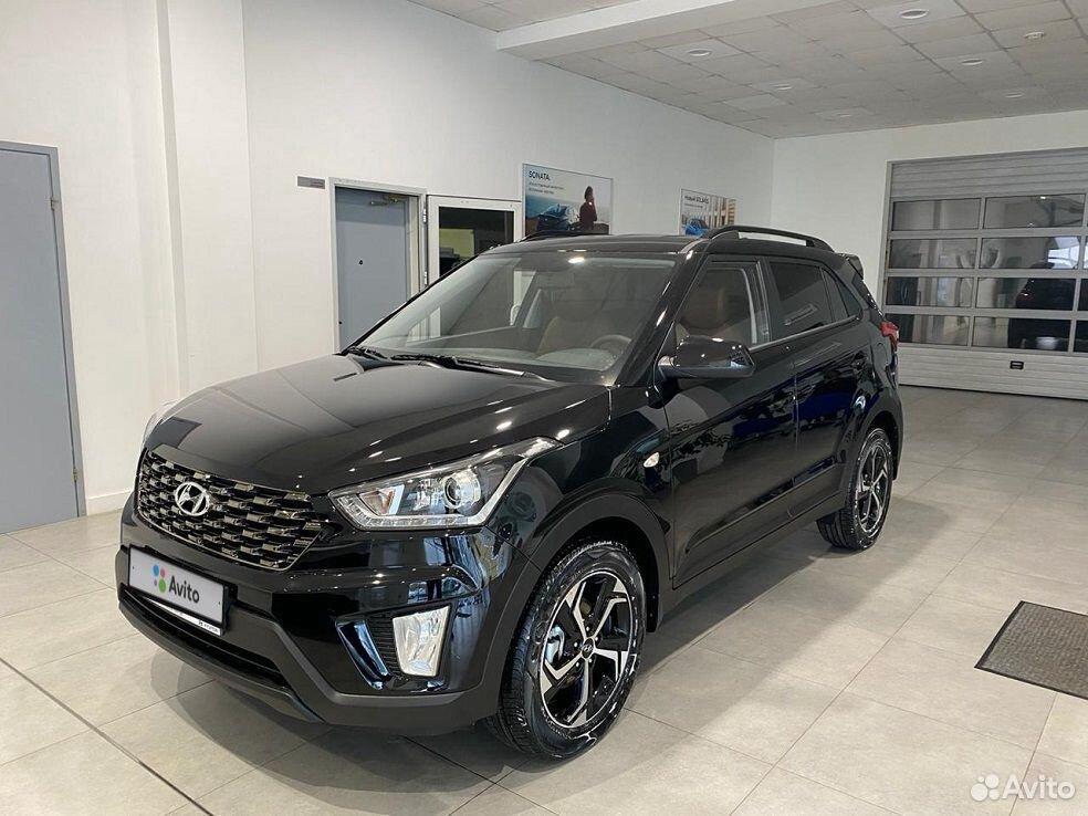 Hyundai Creta, 2020  84725410435 купить 1