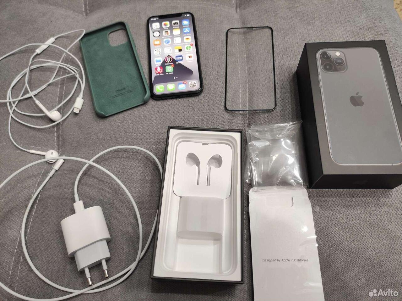 iPhone 11 Pro Space Gray 64 Gb 89290092281 купить 7