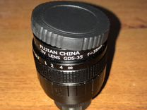 Объектив 1,7f 35mm для Fujifilm manul