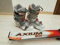 Горные лыжи. Горнолыжные ботинки