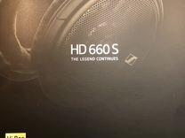 Наушники Sennheiser HD 660S