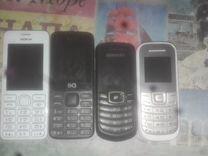 Телефоны рабочие и на ремонт или запчасти