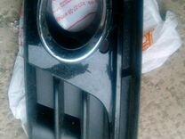 Ауди Q5 левая решётка в бампер