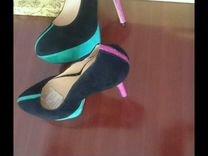 Новые туфли на шпильке Gerzedo