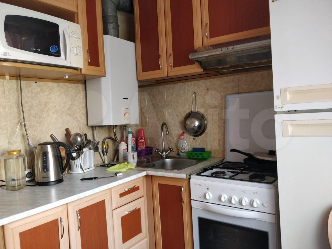 2-к квартира, 44.3 м², 3/5 эт.  89210126668 купить 1