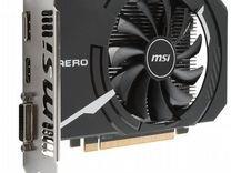 Видеокарта MSI Radeon RX 560 4 Gb ITX