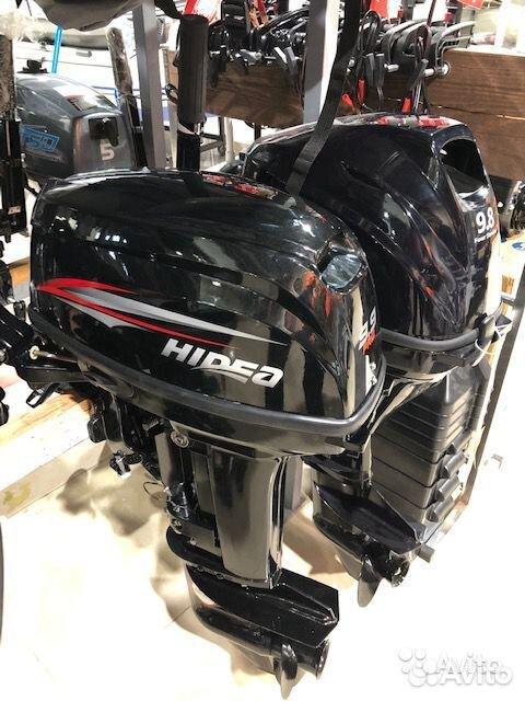 Лодочный мотор Hidea 9,9 (20л.с.)