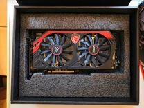 Видеокарта Radeon R9 280 3GB