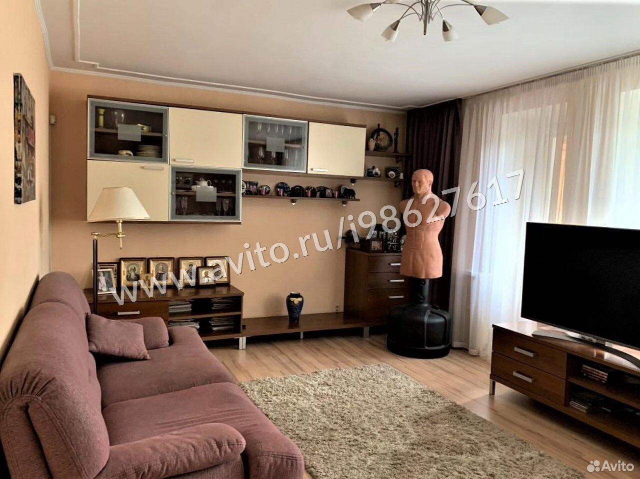 4-к квартира, 109.6 м², 2/10 эт.  89201131272 купить 1