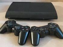 Sony PS3 500 гб + игры отличное состояние