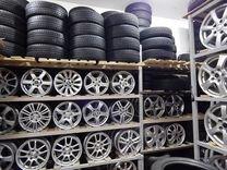 Контрактные шины и диски с аукционов Японии
