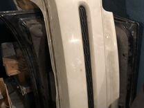 Бампер задний mini R56 JCW