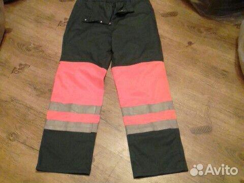 Рабочие брюки 50 размер  89221846080 купить 1