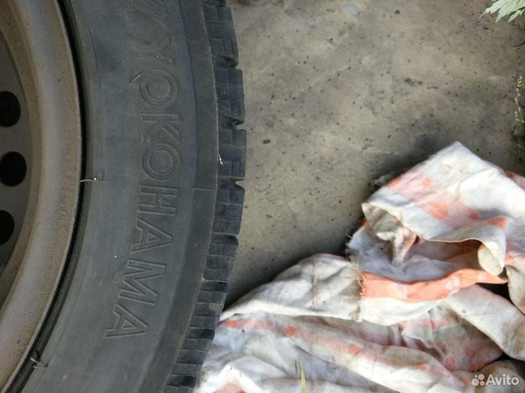 Шипованные колеса Yokohama R16 для Форд  89108568275 купить 1