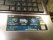 Ноутбук Asus K55D (материнская плата)