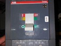 Автоматы ABB Tmax от 100А до 400А