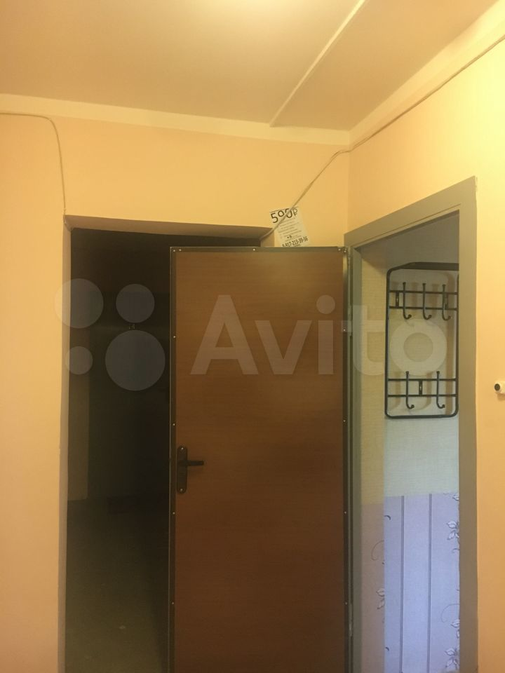 1-к квартира, 30 м², 2/10 эт.  89272262447 купить 2