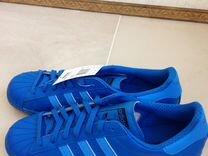 Кроссовки Adidas superstar новые в коробке с бирка