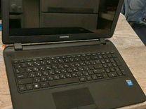 Ноутбук HP Compaq 15 f-100ur