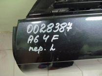 Дверь передняя левая audi А6 4F0 бу