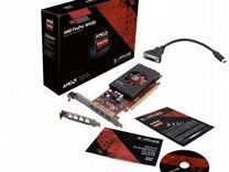 Видеокарта AMD FirePro W4100