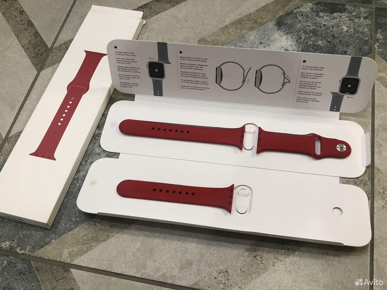 Оригинальный ремешок apple watch 44  89172560900 купить 1
