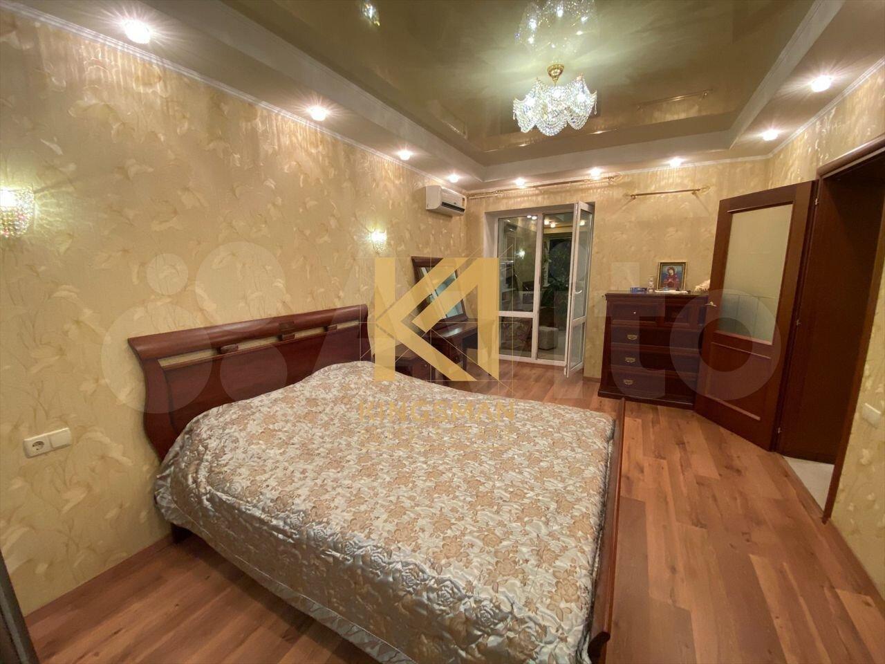 3-к квартира, 140 м², 4/10 эт.  89042448845 купить 4