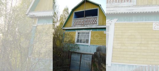 Дача 50 м² на участке 6 сот. в Иркутской области   Недвижимость   Авито