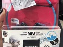 Наушники Sony NWZ-W273S (голубой)