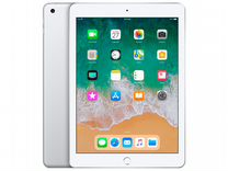 iPad 2018 128GB Wi-Fi+Cell Silver (с сим-кой)
