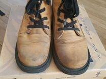 Желтые ботинки 39 размера