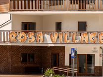 Отель Rosa Village Роза Хутор Роза Хутор